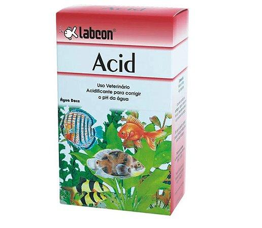 Acidificante Labcon Acid Alcon para Aquários - 15ml