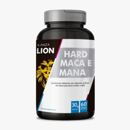 LION HARD - Maca e Mana