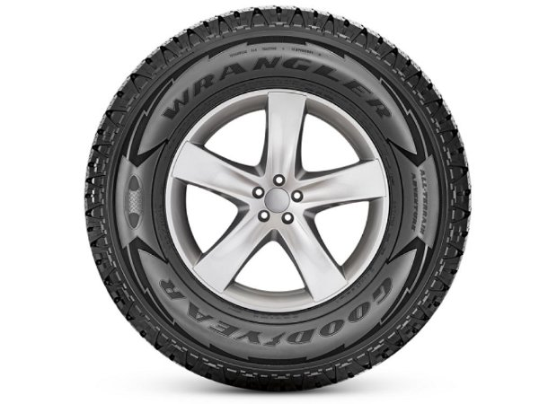PNEU 265/70R16 GOODYEAR WRANGLER AT ADVEN 112TEC73