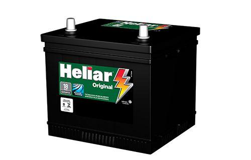 BATERIA HELIAR ORIGINAL HG45JE 18M CCA340 M50JE