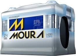 BATERIA AUTOMOTIVA MOURA MF72LD S/STOP CCA650