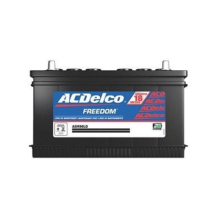 BATERIA ACDELCO ADR90LD 18M CCA710 M90TD