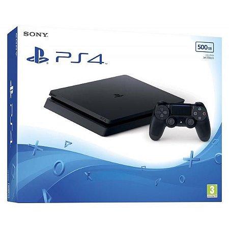 Console Sony Playstation 4 500GB SLIM