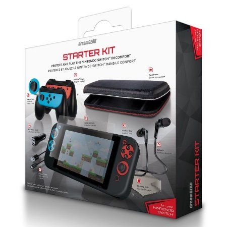 dreamGEAR Starter Kit - Switch