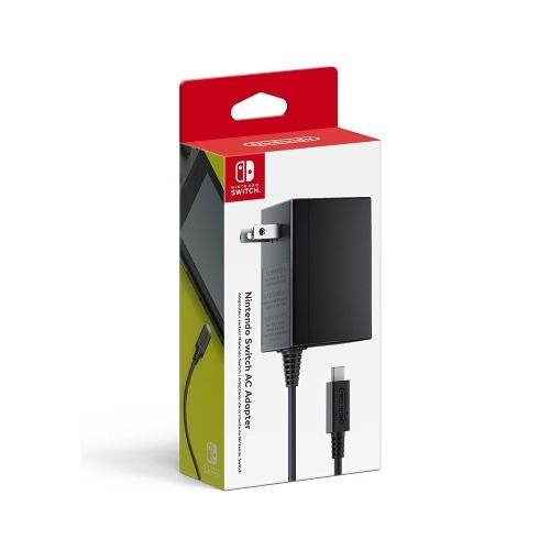 Fonte Nintendo Switch AC Adapter