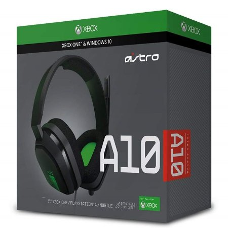 Headset Astro A10 - Xbox One
