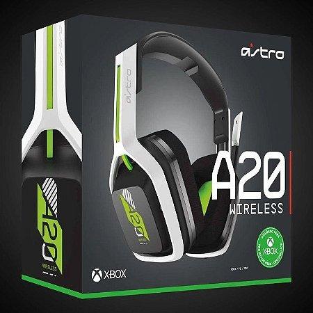 Headset Astro A20 Wireless - Xbox Series X e S
