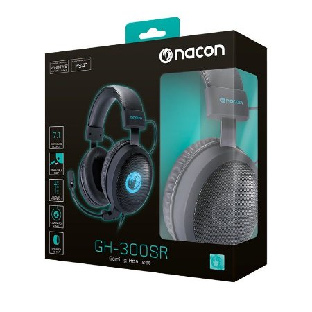 Headset Nacon GH-300SR - PS4