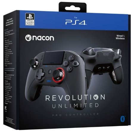 Nacon Revolution Unlimited Pro Controller V3 - PS4