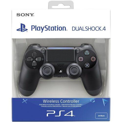 Controle Dualshock 4 Preto (Novo Modelo) - PS4