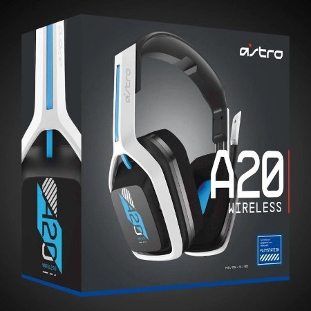 Headset Astro A20 Wireless - PS5