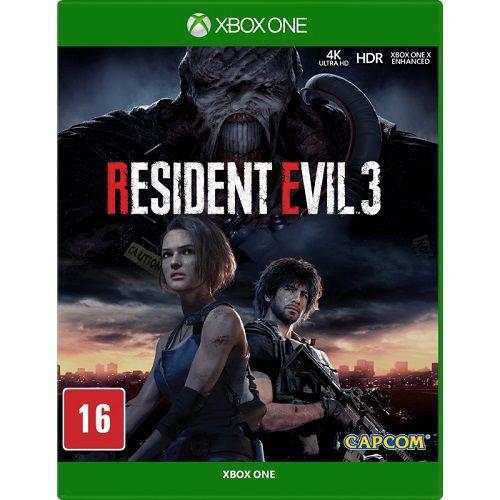 Resident Evil 3 - Xbox One (PRÉ-VENDA)