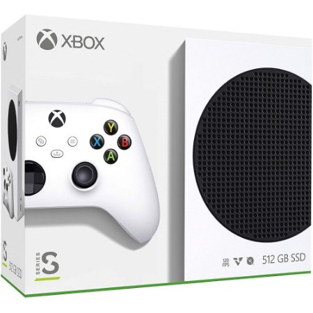 Console Xbox Series S