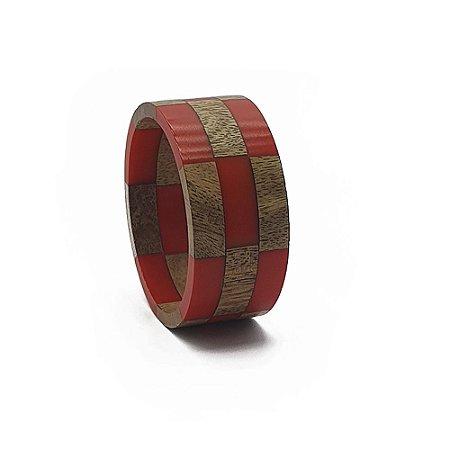 Bracelete madeira