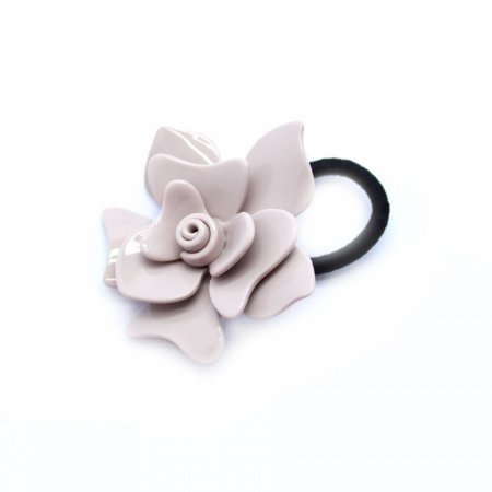 Elástico resina flor
