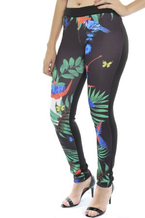 Legging Skini Estampada