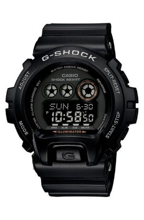 The 6900 XL Watch in All Black