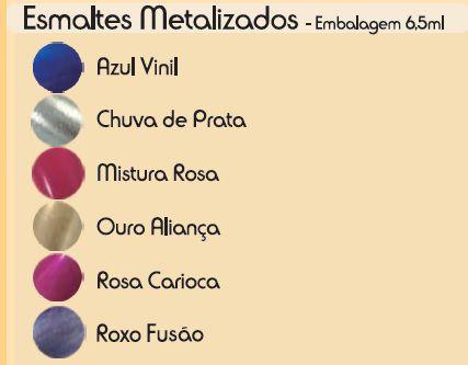 Esmalte Fusion Rosa Carioca