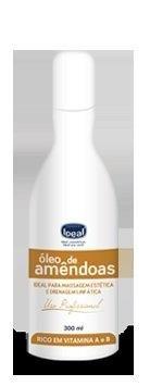 Ideal Óleo de Amêndoas - 300ml