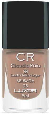 Esmalte Claudia Raia Nude Abusada