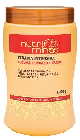 Hidratação de tucumâ Nutriminas