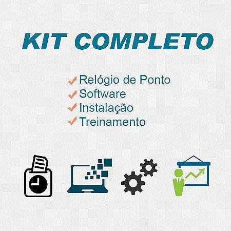 KIT - Relógio de Ponto COMPLETO