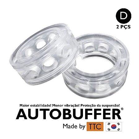 Amortecedor TTC Autobuffer® Tam.D|Par -Maior estabilidade, conforto e proteção