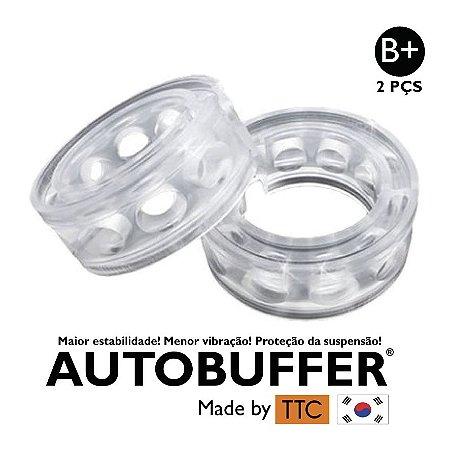 Amortecedor TTC Autobuffer® Tam.B+|Par -Maior estabilidade, conforto e proteção