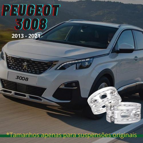 Peugeot 3008 (2013-2021) - Suspensão Original