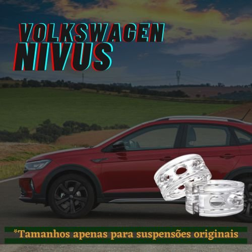 Nivus (2020) - Suspensão Original