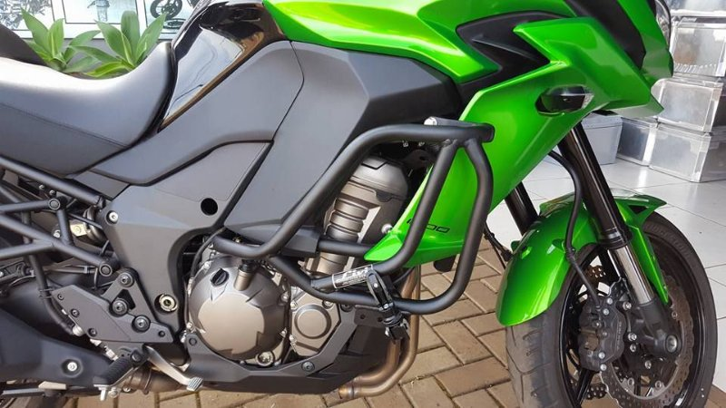 Protetor Motor Kawasaki Versys 1000 (2016 em diante)