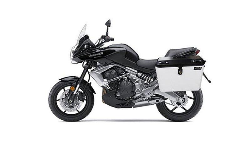 Baús Laterais Kawasaki Versys 650 até 2015