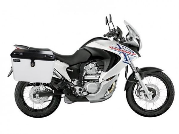 Baús laterais Honda Transalp XL700V