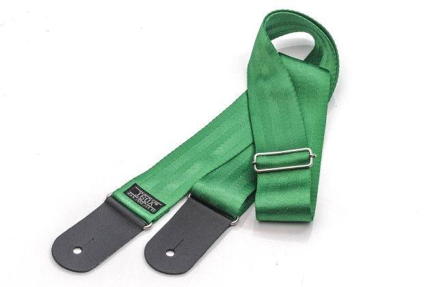 correia ibox trend ct505 cor verde brilhante guitarra baixo violao