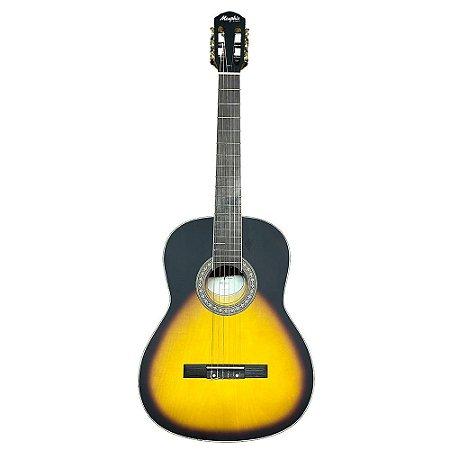 Violão Tagima Memphis Mw-10 Nylon Sunburst Satin acústico