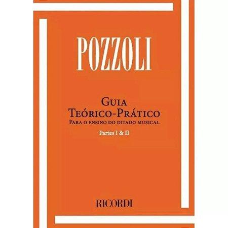 Guia Teorico Pratico Parte 1 E 2 por Pozzoli - Ricordi RB8