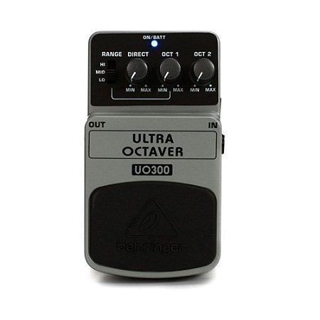 Pedal Behringer Ultra Octaver UO300 para Guitarra 002761