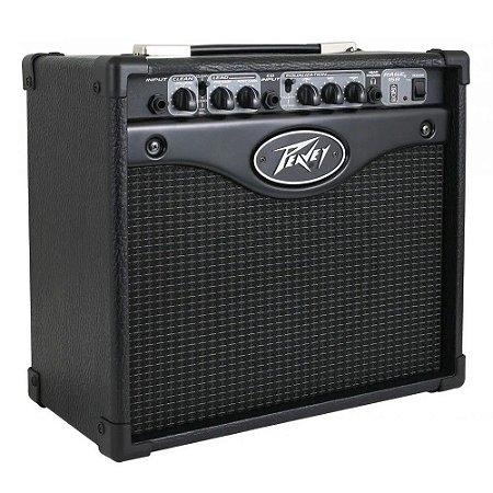 Amplificador Cubo Peavey Rage 158 110v 15wts Guitarra