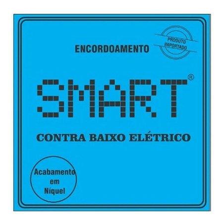 Encordoamento Contra baixo 5 cordas 045 Smart Niquel