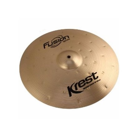 Prato De bateria krest fusion Ataque Medium Crash 18 F18mc