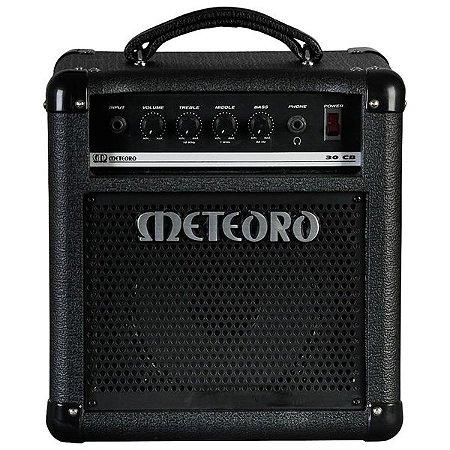 Amplificador Cubo Meteoro Thor Cb30 Para Baixo30w rms