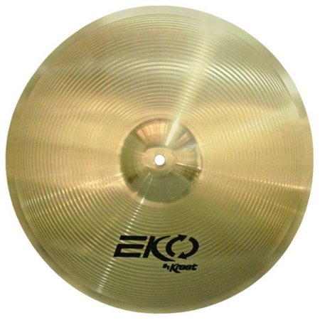 Prato Ataque Crash Ride Krest Eko 18  Brass - ECOL18MC