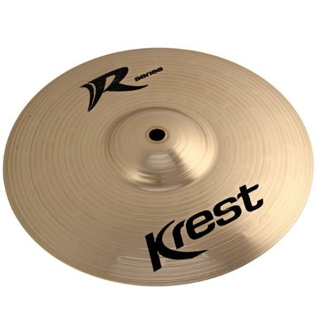 Prato Bateria Krest Splash RSERIES 10 Bronze B8 R10SP