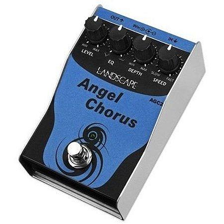 Pedal Landscape Angel Chorus Agc2 + nota e garantia