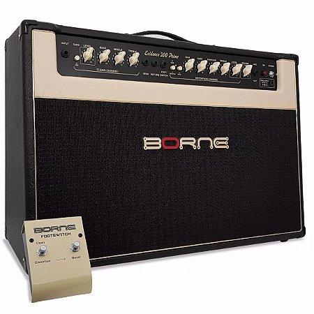 Amplificador Cubo Borne Evidence 200 Prime 200w Rms