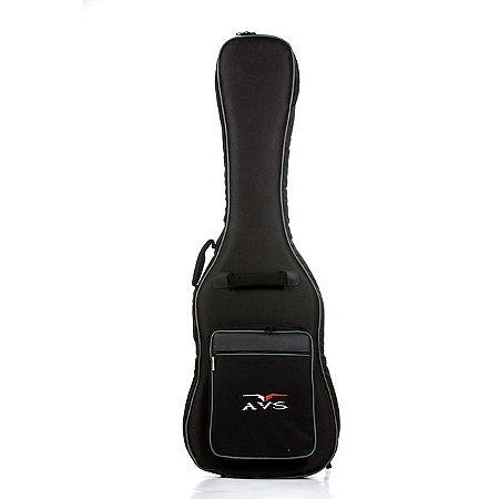 Capa Bag Para Contra Baixo Avs Ch200 super acolchoado