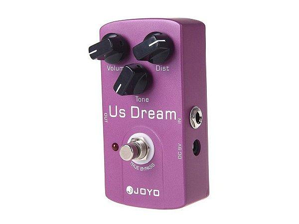 Pedal De Distorção drive Joyo Us Dream Jf-34
