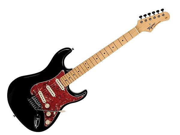 Guitarra Tagima TG 530 woodstock Preto vintage stratocaster