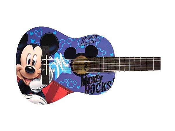 Violão Infantil Criança Mickey Mouse