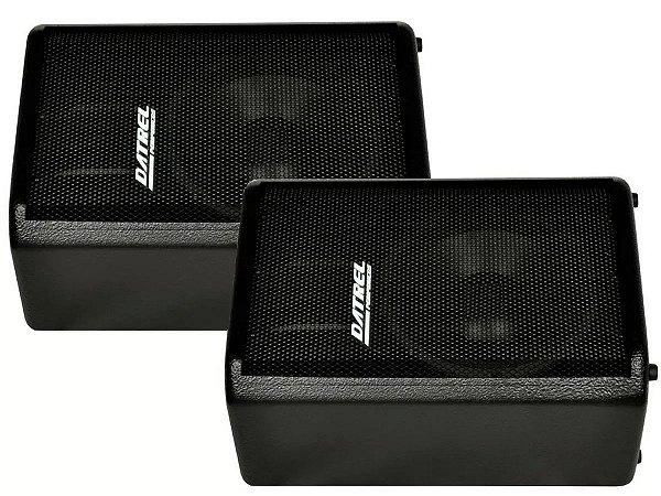 Kit caixa Retorno Monitor Ativo + Passivo Datrel AF 12 500w